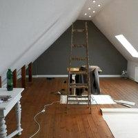 Tetőtéri iroda: a munka elkezdődött!