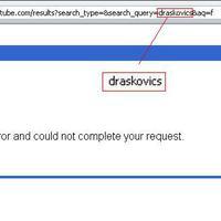 Még a Google is kiakadt Draskovicson...