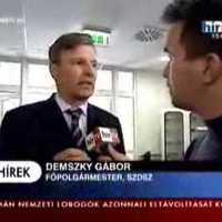 Demszky vs. HírTv - 2. menet