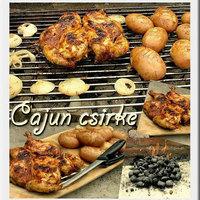 Kerti sütögetés – Cajun csirke grillen