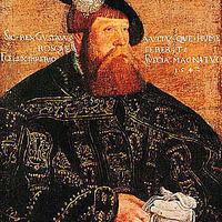 Gusztáv Vasa és népes családja