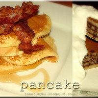 Reggelik – pancake, avagy amerikai palacsinta