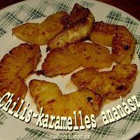 Chilli és ananász – Egy desszert Afrikából