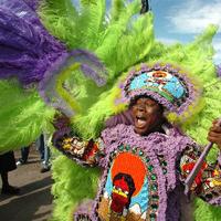 Barangoló – New Orleans, Mardi Gras