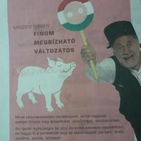 Magyar ember magyar disznótól lesz egészséges