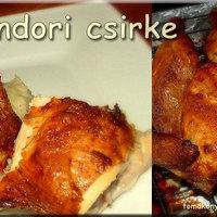 Tandori (vagy tandoori) csirke