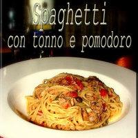 Főzés (és angol) alapfokon - Spaghetti with tuna and tomatoes