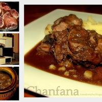 Együnk portugálul - Chanfana