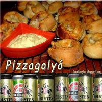 Pizzagolyók – sörök – Super Bowl