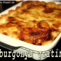 Burgonyagratin