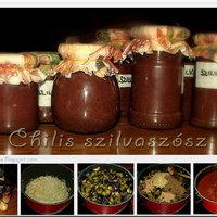 Chilis szilvaszósz