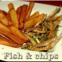 Fish & chips egy kicsit másképpen…