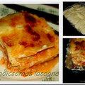 Sajtos-paradicsomos lasagne