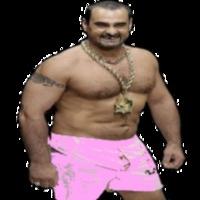 A magabiztos férfi színe a rózsaszín