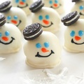 Karácsonyra hangolva: OREO hóember