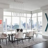 Modern lakás New Yorkban