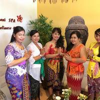 Teszteltem: Frangipani SPA, Balinéz masszázs
