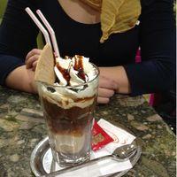 Teszteltem: Gelati Eiscafe Árkád