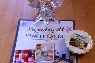 Yankee Candle nyereményjáték