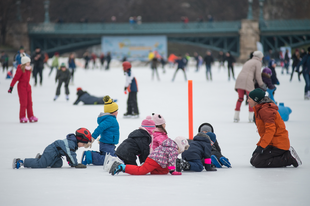 A legszuperebb korcsolyapályák Budapesten