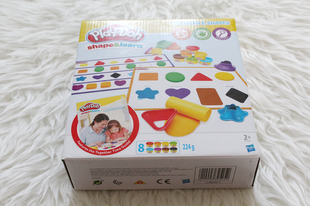 Teszteltem: Play-Doh Shape and Learn
