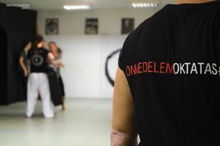 Teszteltem: Női önvédelmi edzés Kovács Ildikóval