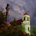 A Havihegyi templom három látképe :)