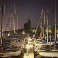 Balatonföldvári kikötő villámlátogatás
