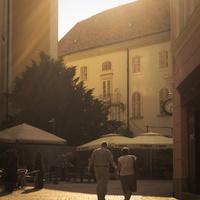 Fehérvár street