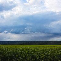 Vihar a Vértes felett