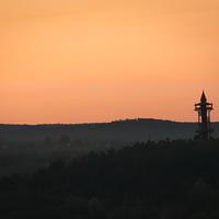 A vörös horizont felett