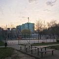 A tavasz, amikor üres volt a város