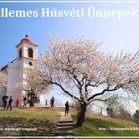 Kellemes Húsvéti ünnepeket + letölthető képeslap :)