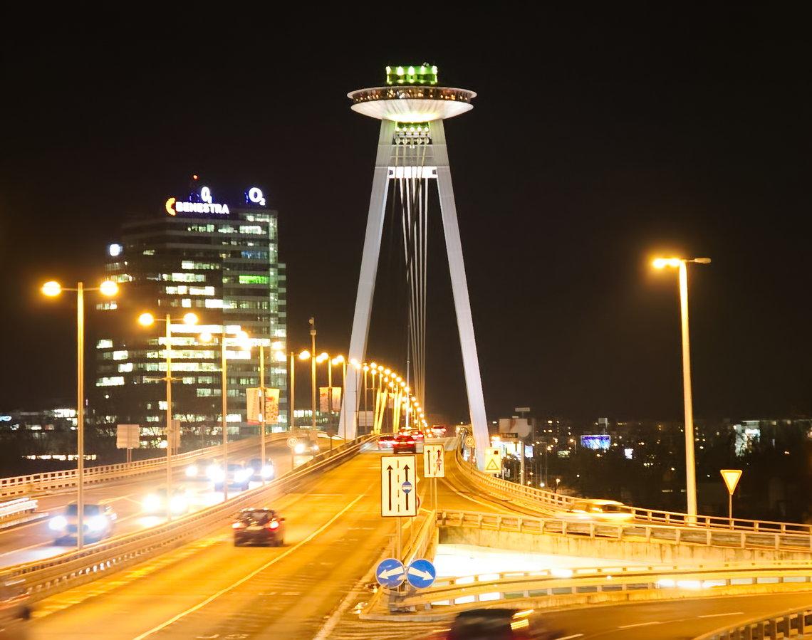 A Felkelés Hídja mindig jól néz ki