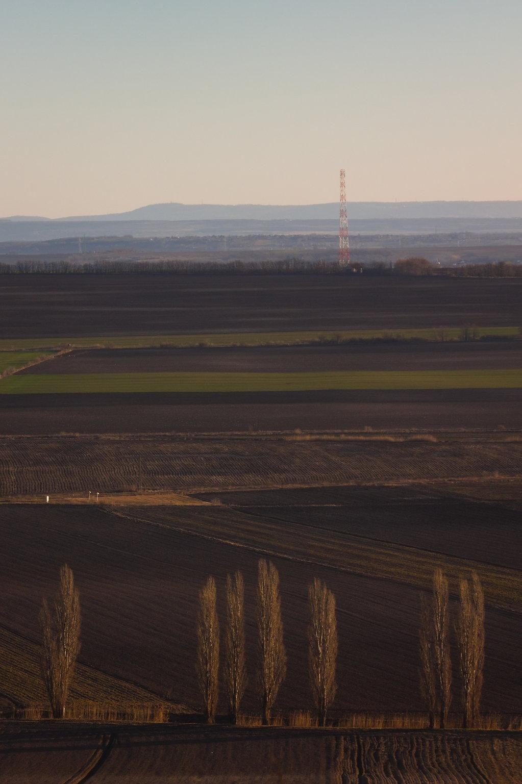 Közeli és távoli magas dolgok - ezek a tornyok a pár évvel ezelőtti hőlégballonos képeken is szerepeltek