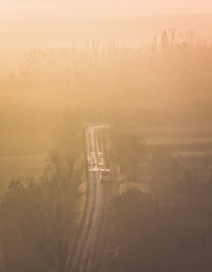 Ködbusz