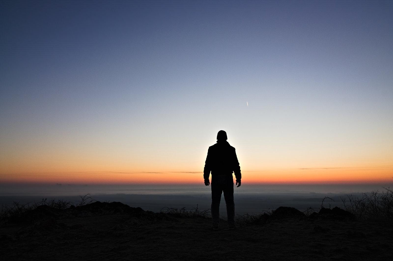 Kiállva a világ tetejére