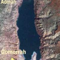 Szodoma és Gomora pusztulása