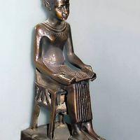 Imhotep és a szürke földönkívüliek
