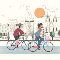 Kerékpáros szemmel 1. - Nagyvárad tértől befelé az Üllőin