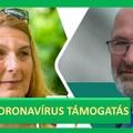 Koronavírus támogatás Baranyi és Pikó módra