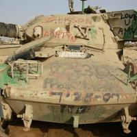 A németek adták a Zimmerit bevonat ötletét a Chieftain harckocsik esetében?