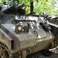 Harckocsinak látszó M113-asok vadásztak a Bakonyban