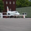 A svédek kísérleti repülőgépe