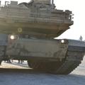 Újra itt vannak az M1-es harckocsik!