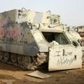 Az M113-as harcjármű puttonyos változata