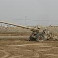 Tüzérségi egyveleg a sivatagból