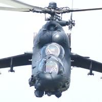 A Slayer és a Mi-24-es