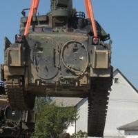 A Bradley harcjármű hegyi változata
