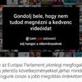 #SaveYourInternet lépjünk fel a 13-as cikkely ellen: a YouTube is beszállt az EP-kampányba